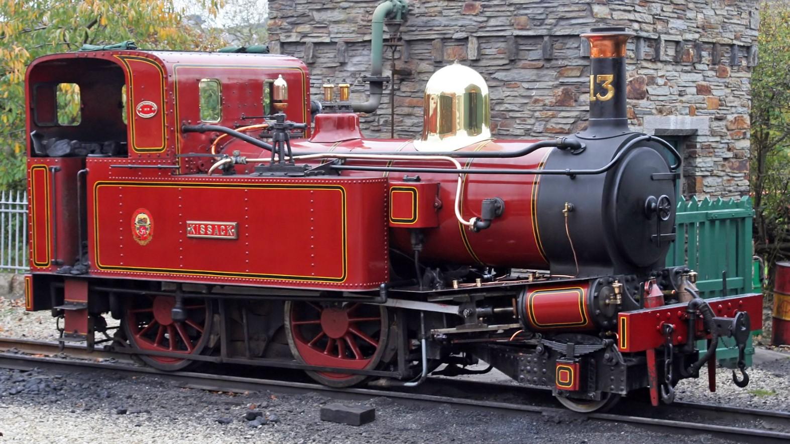 """""""Kissack"""" at Port Erin in October 2007. ©Tony Hisgett"""