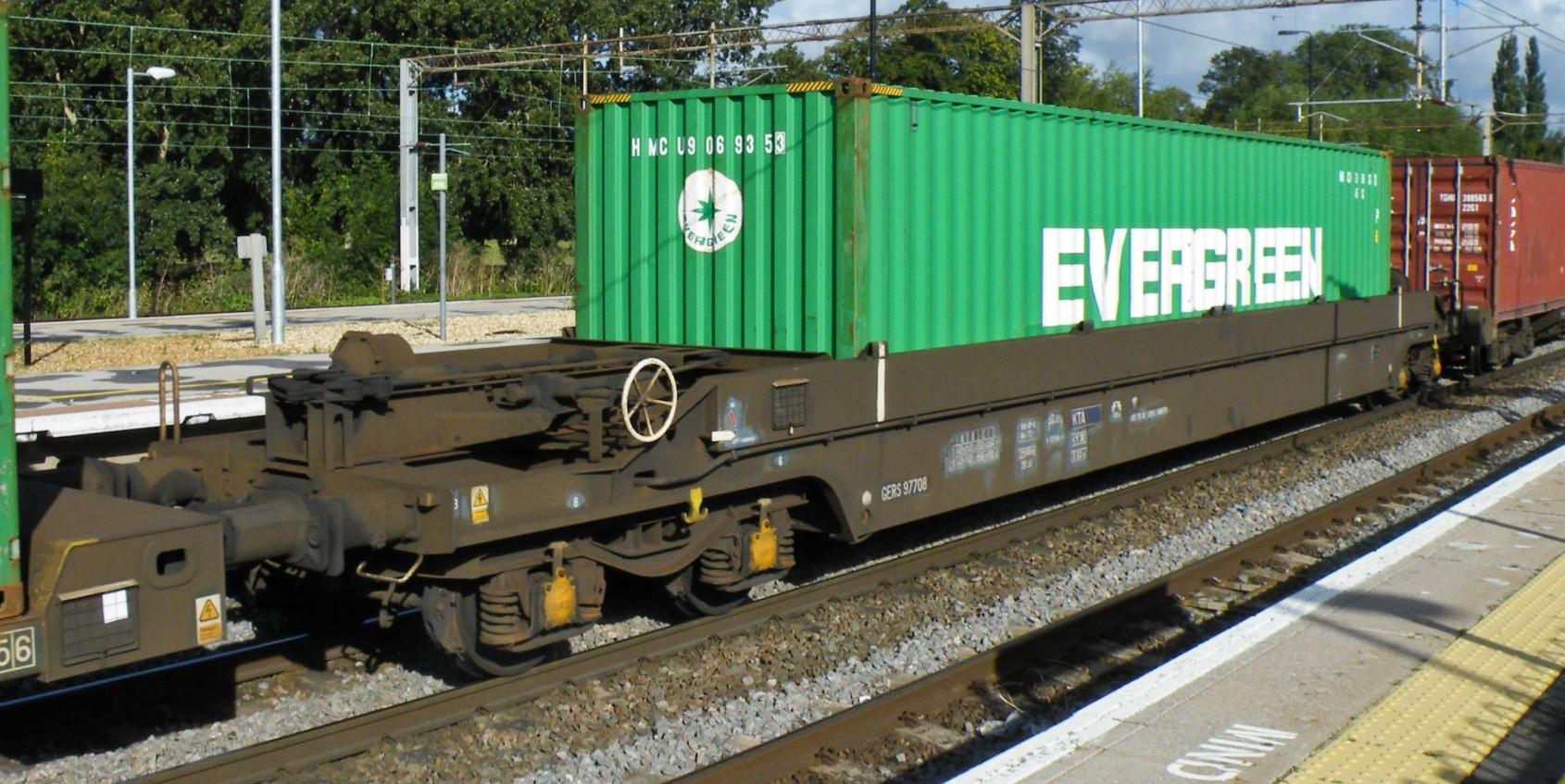 97708 at Northampton in September 2012. ©Dan Adkins