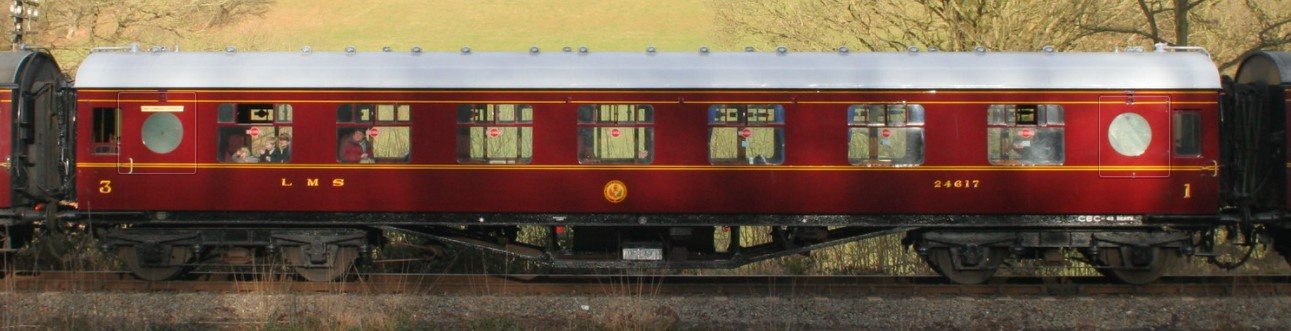 24617 at Highley on the Severn Valley Railway in March 2009. ©Duncan Harris