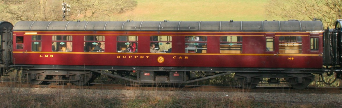 9355 at Highley on the Severn Valley Railway in March 2009. ©Duncan Harris