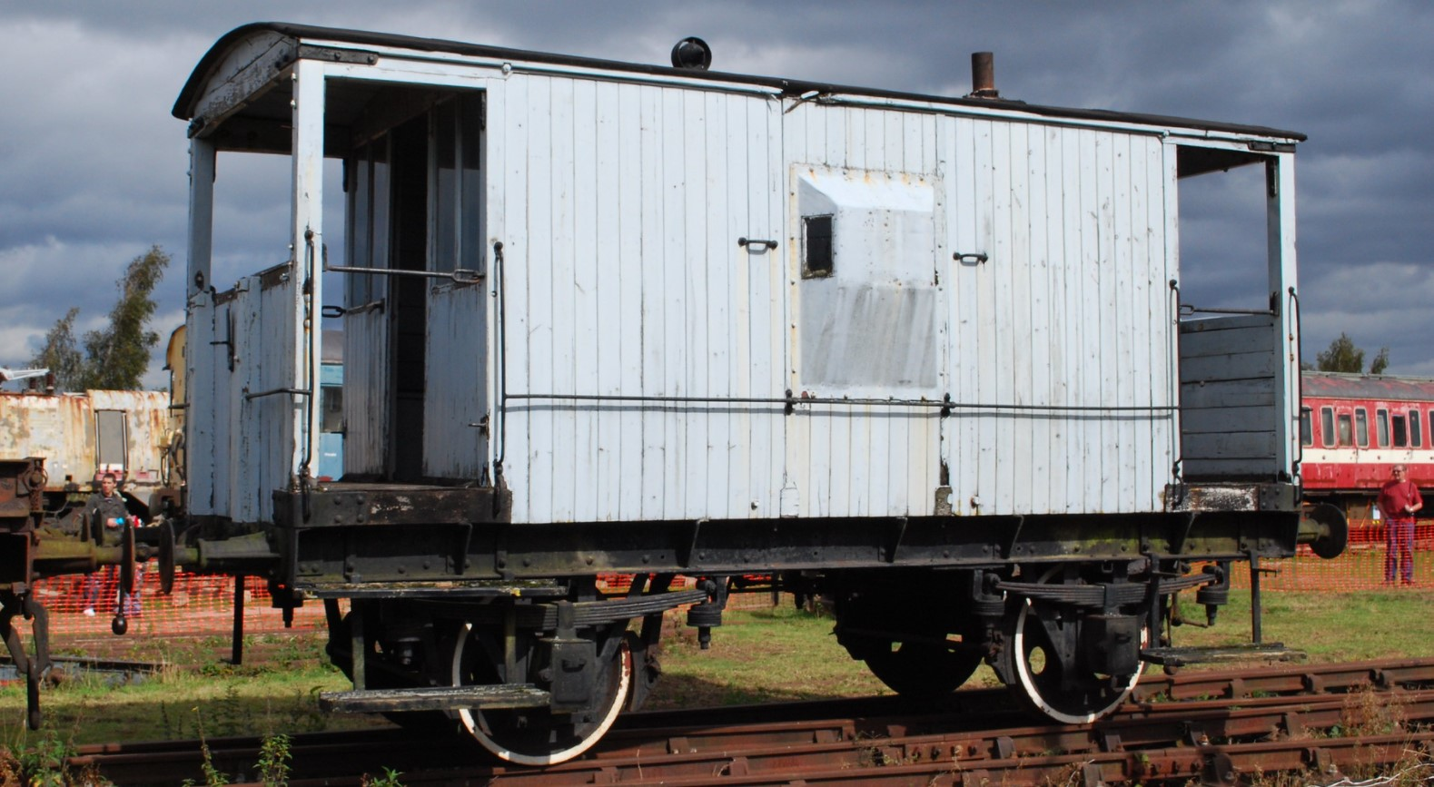 E226125 at the Electric Railway Museum, Coventry in September 2011. ©Hugh Llewelyn