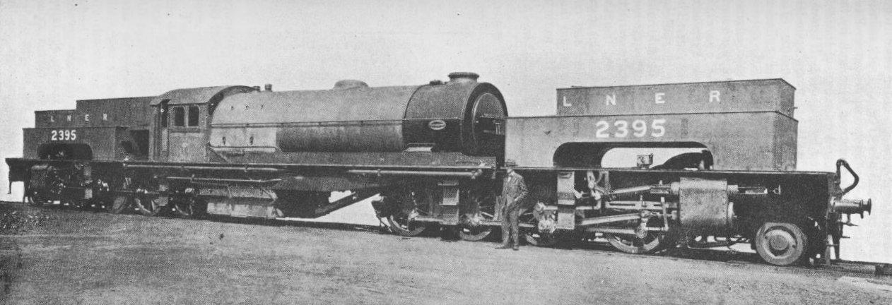 2395. LNER offical works photograph. ©Public Domain