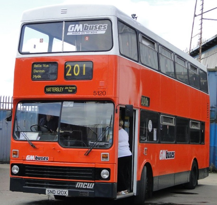 SND 120X at Kirkby in August 2012. ©Inspector Dean