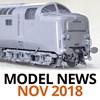 Model Railway News Roundup - November 2018