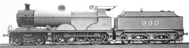 990 MR 3P class. Offical works photograph. ©Public Domain