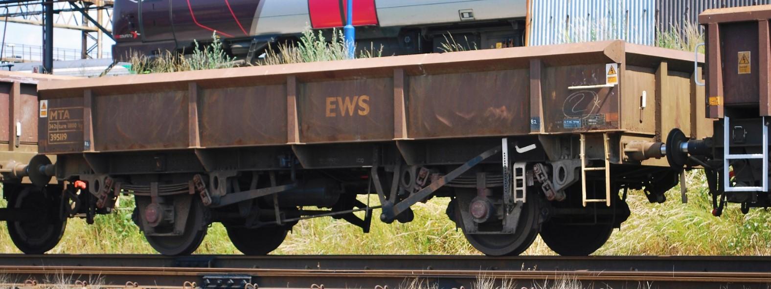 395119 at Tyseley in June 2010. ©Hugh Llewelyn