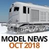 Model Railway News Roundup - October 2018