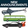 Oxford Diecast Jun 2018 Announcements