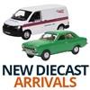 Oxford Diecast New Arrivals - Feb 2020