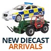 Oxford Diecast New Arrivals - May 2020