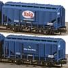 Peco N Gauge 35t Bulk Grain Hoppers - Project Updates