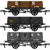 Rapido Trains OO Gauge SECR 5 & 7 Plank Wagons - Project Updates