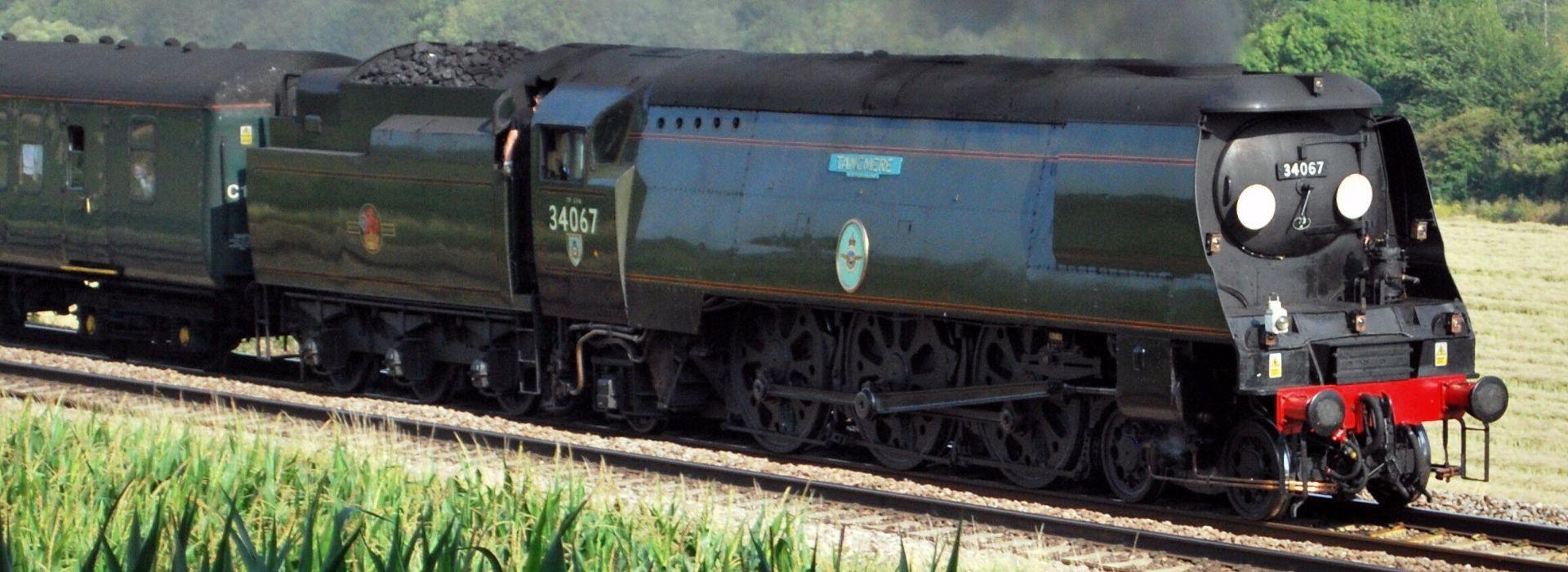 34067 near Bath in September 2011. ©Hugh Llewelyn