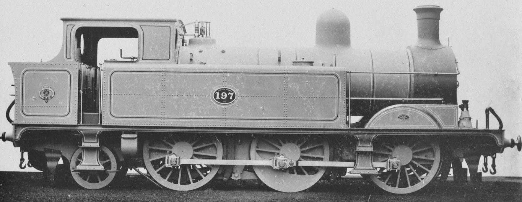 No. 197. Official works photograph circa late1890s. ©Public Domain, uploaded by Nick Baxter
