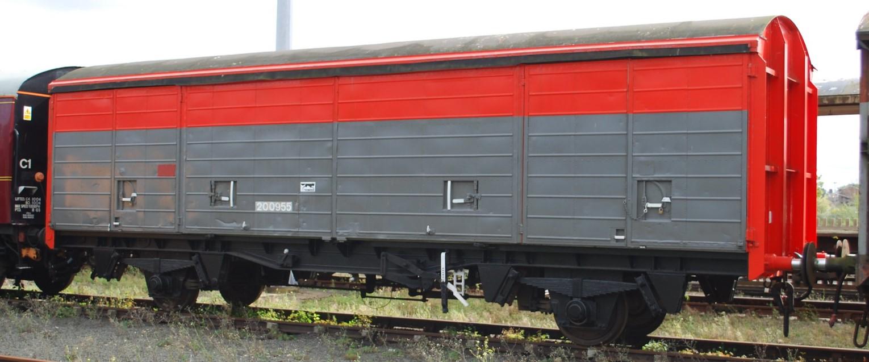 200955 at the National Railway Museum in September 2010. ©Hugh Llewelyn