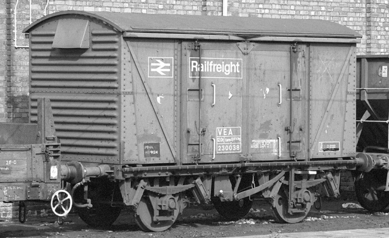 230038 at Duddeston in March 1983. ©Steve Jones