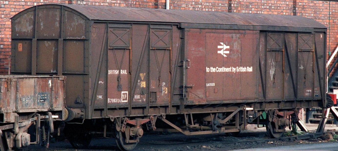 V786898 at Duddeston in October 1985. ©Steve Jones