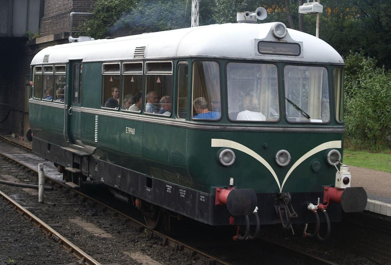 E79960 at Sheringham on the North Norfolk Railway in June 2011. ©Andrew Bone