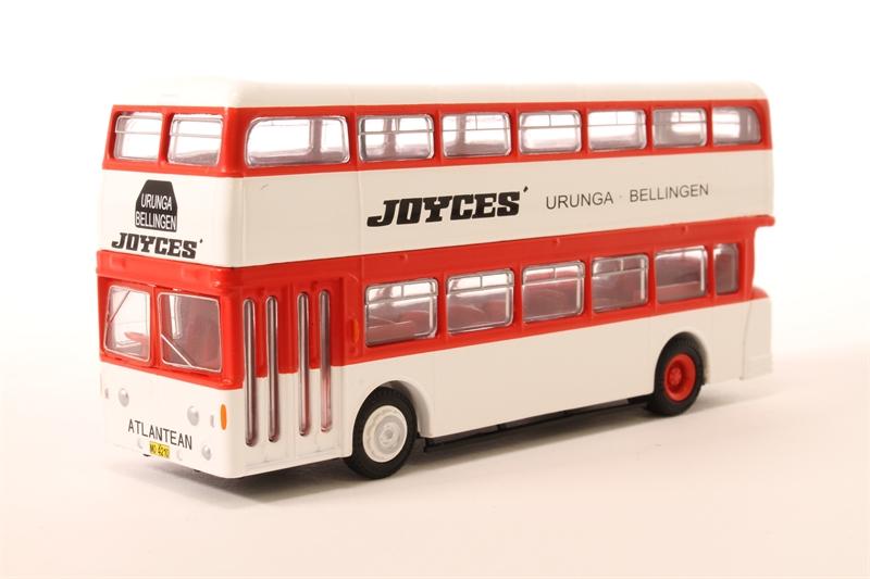 EFE OO Leyland MCW Atlantean Joyces Buses New South Wales E16527