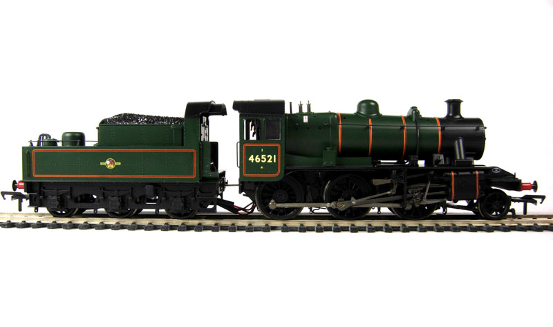 Hornby R3463 5231 BR early crest OO gauge Br 52xx 2-8-0T Tank locomotive