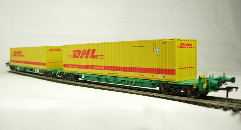 Bachmann 37-305 Intermodal DHL