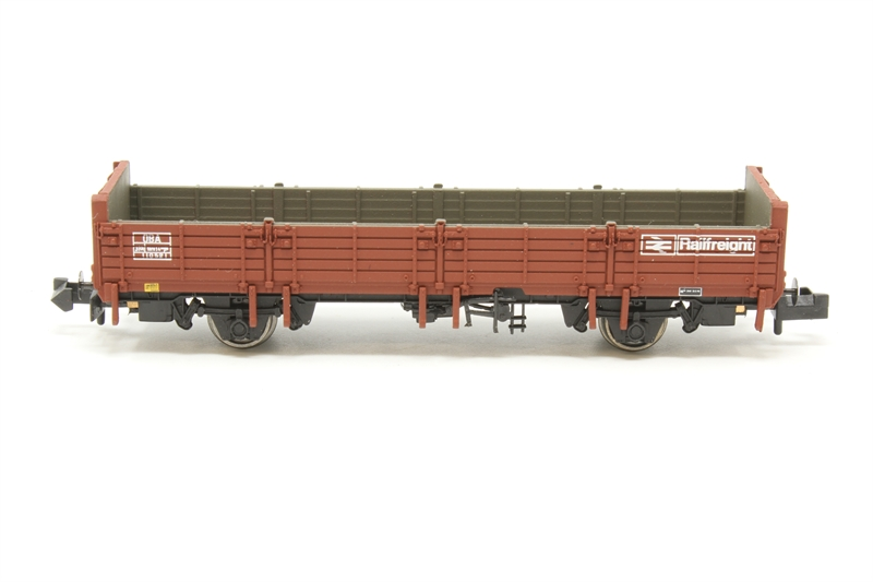 Graham Farish N Gauge 373-629 OBA Open Wagon RailFreight Brown NEW