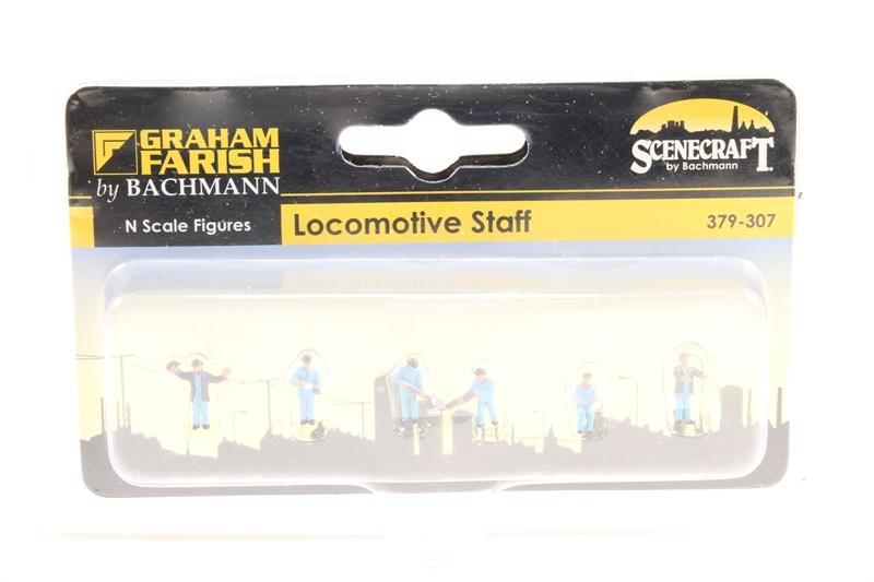 N Gauge Graham Farish 379-307  Locomotive Staff