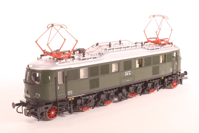 V1 Roco 67786 Erzwagen IIId DB 610 476 00