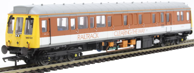 www.hattons.co.uk - Dapol 4D-009-009 Class 121 single car DMU