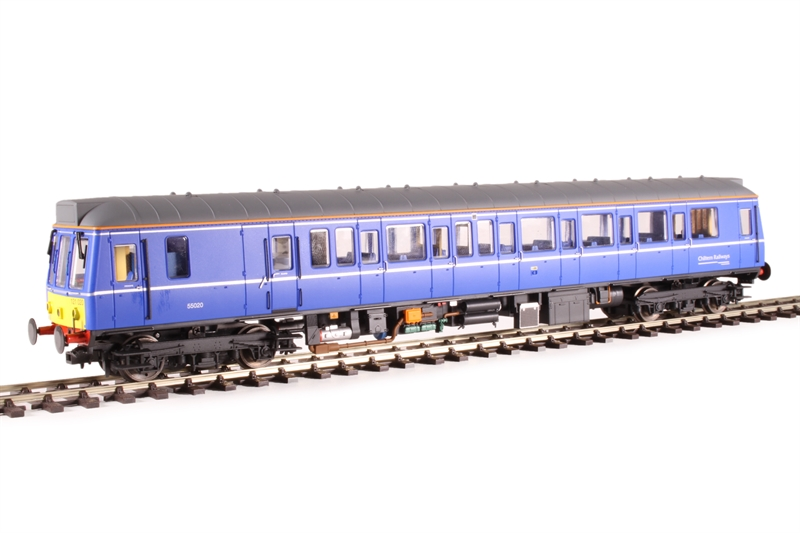 www.hattons.co.uk - Dapol 4D-009-HAT04 Class 121 single car DMU