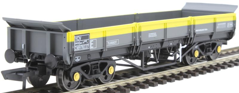 OO Gauge DAPOL 4F-043-012 Turbot Bogie Ballast Wagon Engineers Dutch 978411