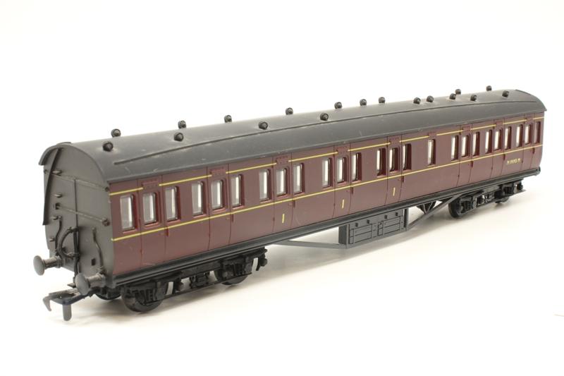 www.hattons.co.uk - Airfix GMR (Great Model Railways) 54252-6-PO52 Ex-LMS 57