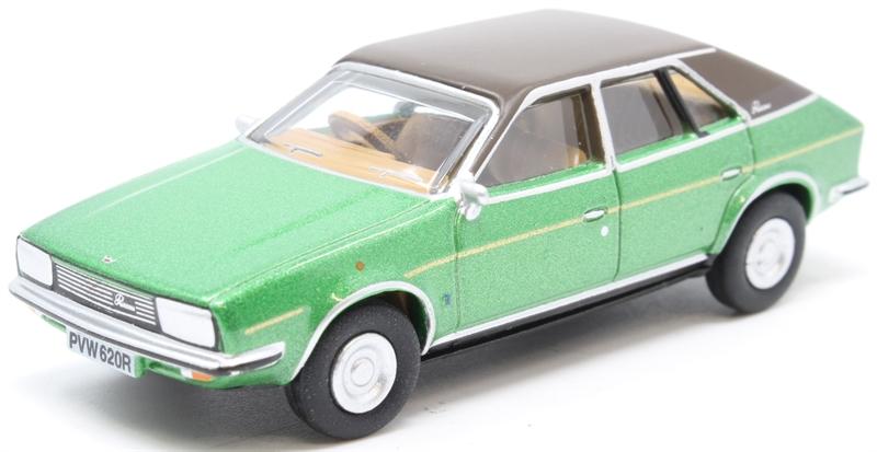 Details about  /Oxford Diecast 76BLP005 British Leyland Princess Jade Green 1//76