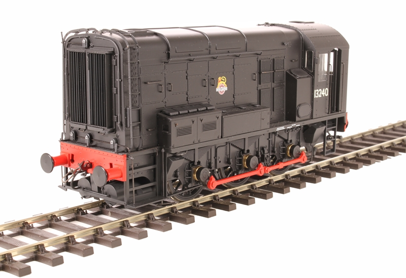 Dapol 7D-008-013D Diesellok Class 08 No.8717 Inverness BR Digital Sound Spur 0