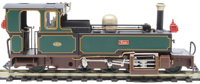 9956 Heljan OO9 Narrow Gauge Lynton /& Barnstaple 2-6-2T 1363 /'Taw/'