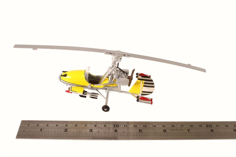 CC04603 James Bond Gyrocopter Little Nellie You Only Live Twice Corgi
