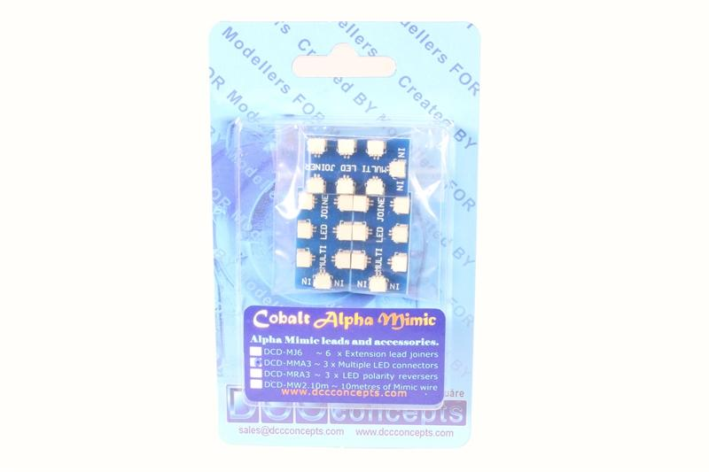 Multiple Mimic LED Connector 3 pack