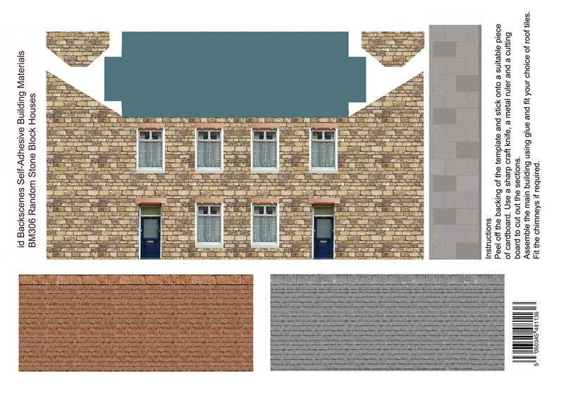 id Backscenes Building Kits Choice of 2