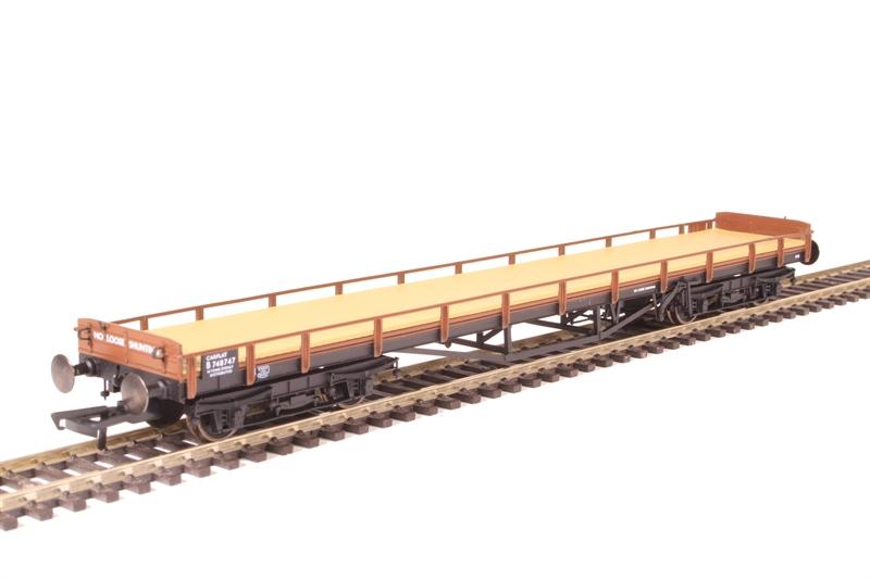 Oxford Rail OR76CAR003 CarFlat Motorail NEW