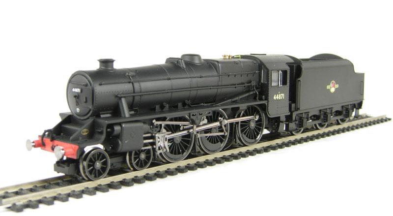 Hornby R3616 LMS 4-6-0 Class 5 5089 Loco-Steam Multi