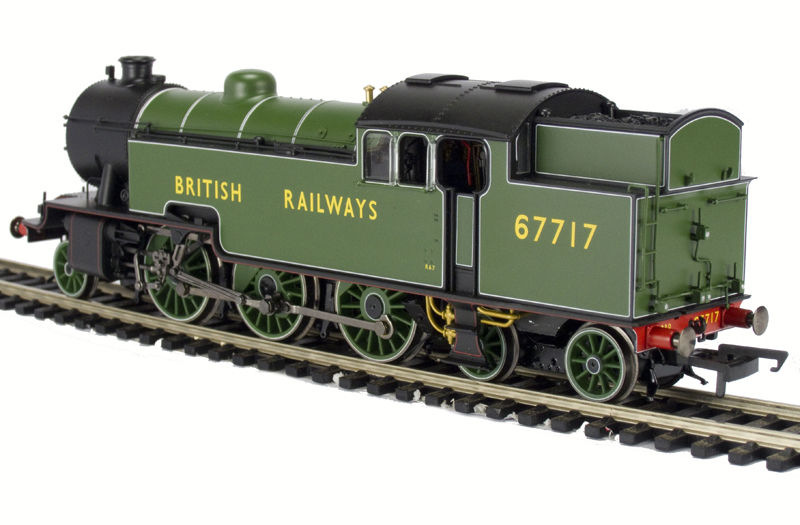 Hornby X6221 Thompson L1 Front Pony Truck Green