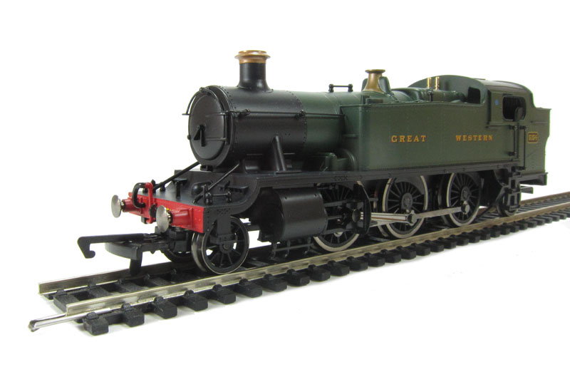 Hornby 00 Class 61xx /'Prairie/' Front bogie VGC !!!