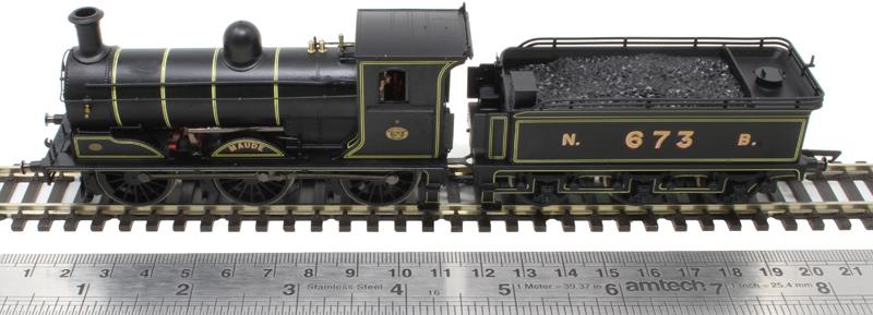 0-6-0 J36 Class Era 7 Hornby R3600TTS NBR 673 /'Maude/' with TTS Sound