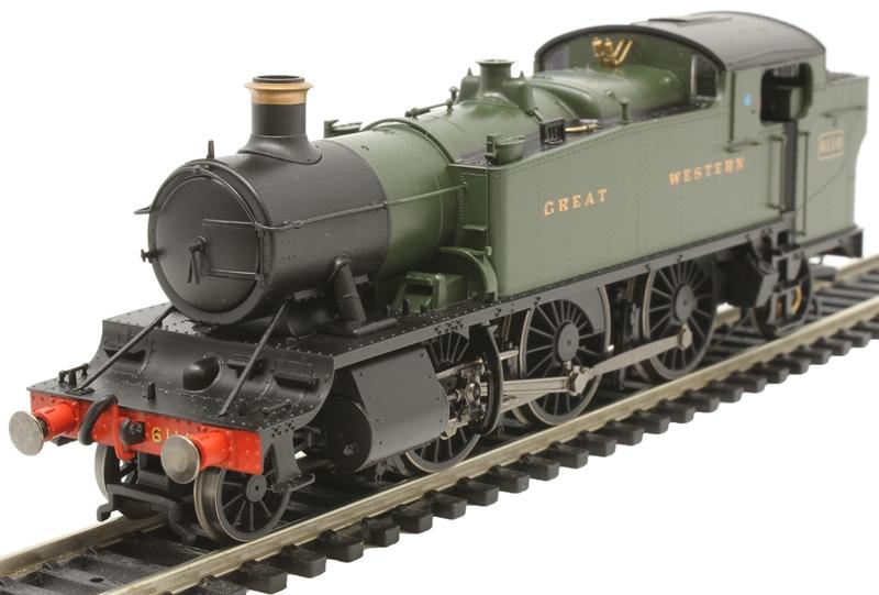 Hornby R3721 - Large prairie 6110 in GWR green