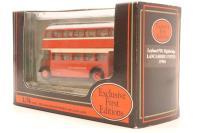 """EFE 15906-PO15 Leyland PD1 Highbridge - """"Lancashire United"""" - Pre-owned - Good box"""