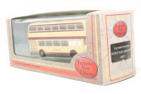 """EFE 16523-PO20 Leyland Atlantean/MCW d/deck coach """"Scout Gay Hostess"""" - Pre-owned - Like new box"""