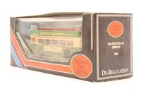 """EFE 18606-PO17 Bristol/ECW VR3 open top d/deck bus """"Cumberland (Lakeland Experience)"""" - Pre-owned - Good box"""
