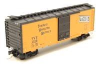 Micro Trains 20036MT-PO 40' PS-1 Box Car #3538 Toronto, Hamilton & Buffalo - Pre-owned - Very good box