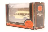 """EFE 20109-PO20 Bedford OB/Duple - """"East Yorkshire"""" - Pre-owned - Good box"""