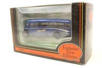 "EFE 25303-PO09 AEC Duple half cab s/deck coach ""Eastern Belle"" - Pre-owned - Fair box"